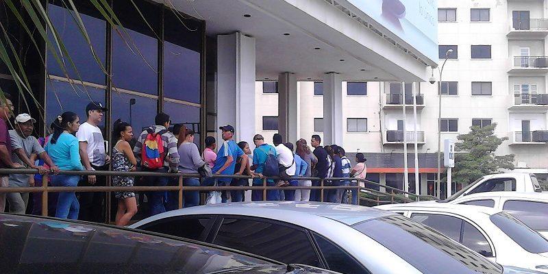 Cajeros automaticos bancos Maracaibo
