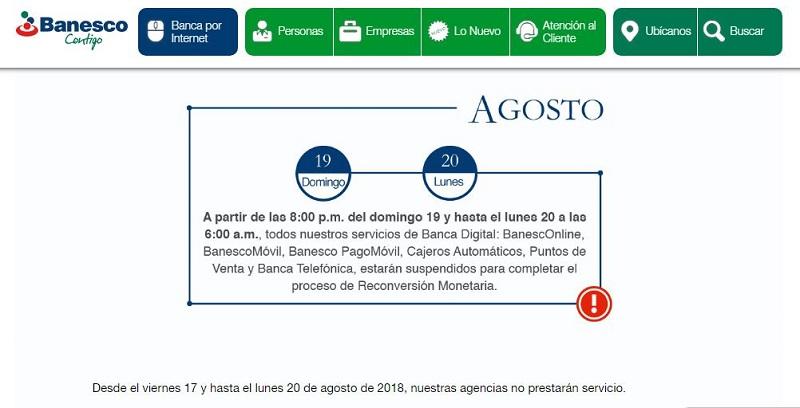 Bancos Banesco