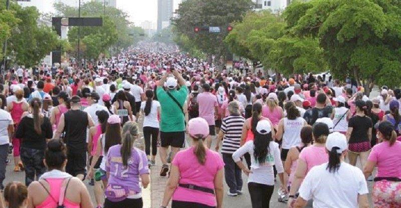 Famac Caminata por la Vida