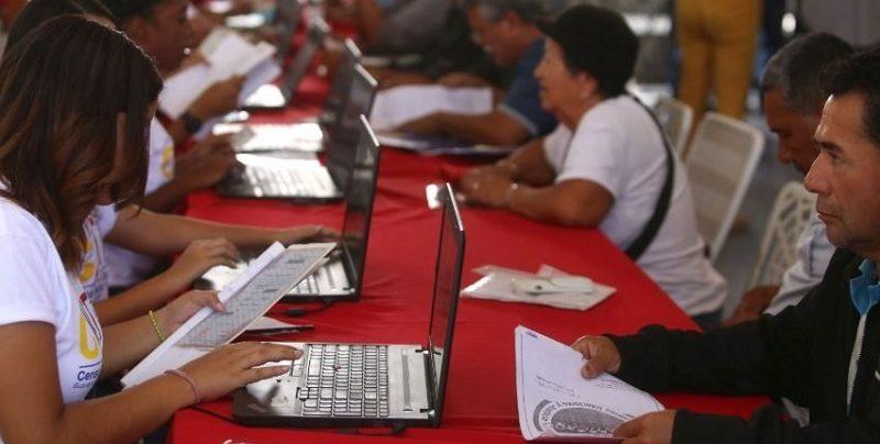 censo de transporte Maracaibo