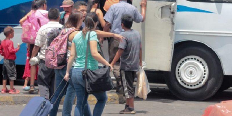Viajar Maracaibo Caracas en bus