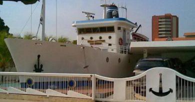 Casa barco
