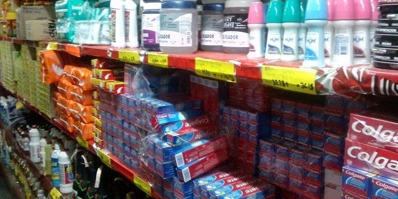 nuevos precios acordados articulos higiene