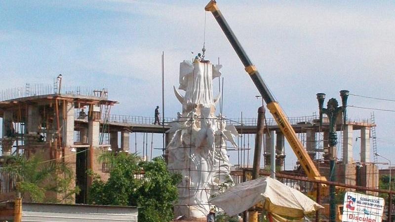 el monumento a la chinita