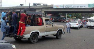 aumentan el pasaje en Maracaibo