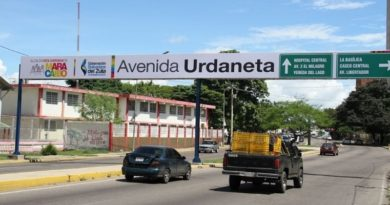 avenida urdaneta