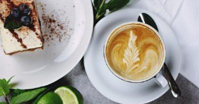 café y postres