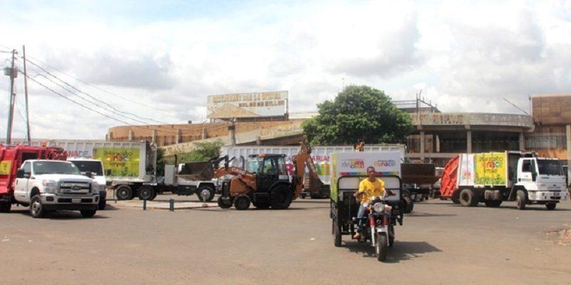 recolección de basura en Maracaibo