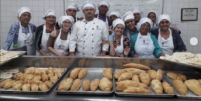 estudiar panadería y pastelería
