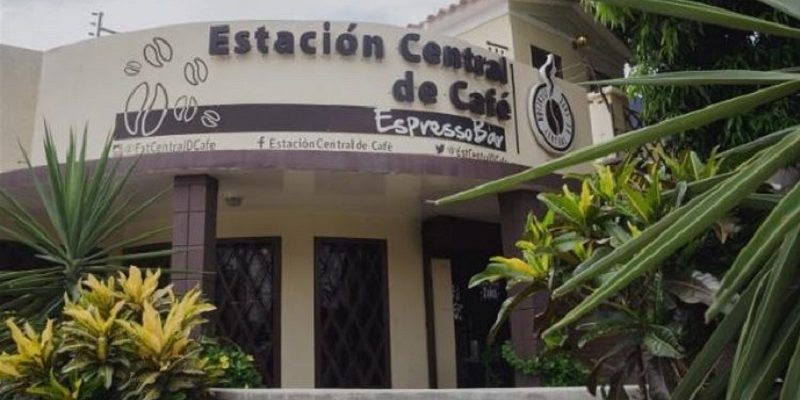 Estación Central de Café Aventura
