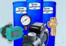 Water Supply «te la pone fácil» Tanque, bomba, manómetro, press control y válvula por $190